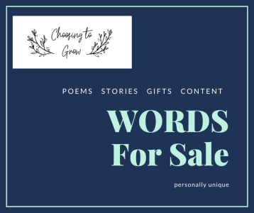 WORDS For Sale